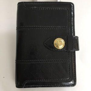 Coach Accessories - COACH Leather Agenda Day Planner Notebook Folder